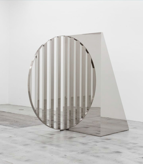 , 'Geometric Mirrors IX,' 2013, Galleri Nicolai Wallner