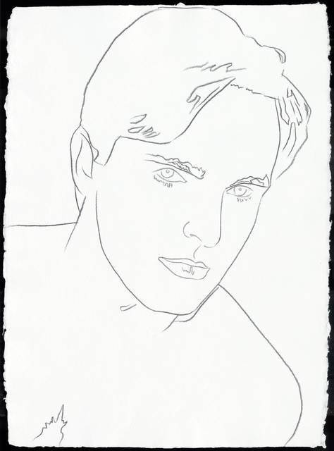 Andy Warhol, 'Miguel Bosé', 1983, Koller Auctions
