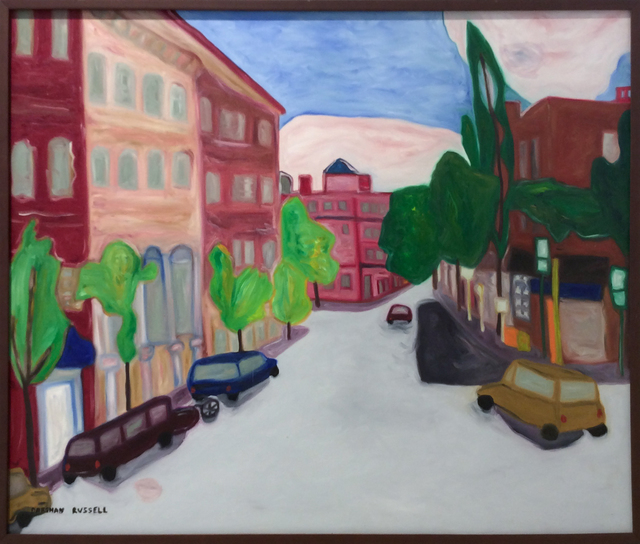 , 'Portland, ME,' 1997, Carrie Haddad Gallery