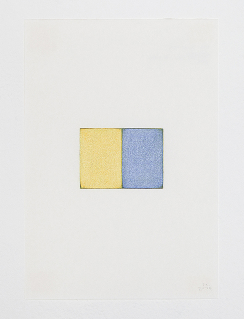 , 'Untitled,' 2014, DAS ESSZIMMER
