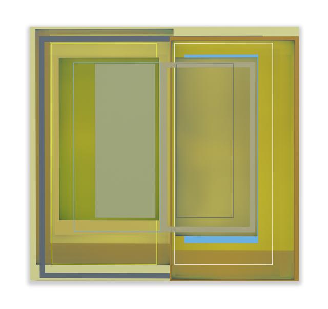 , 'The Reunion,' 2018, Miles McEnery Gallery