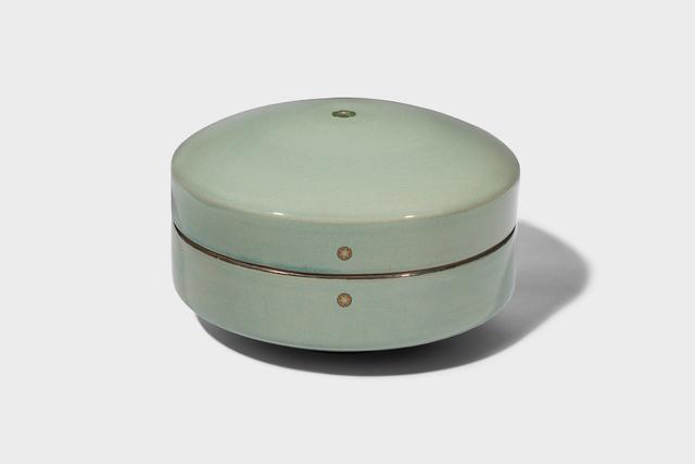 , 'Celadon Lidded Bowl,' 2006, Gallery LVS