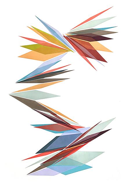 , 'Umbra: RV9,' 2017, Pele Prints