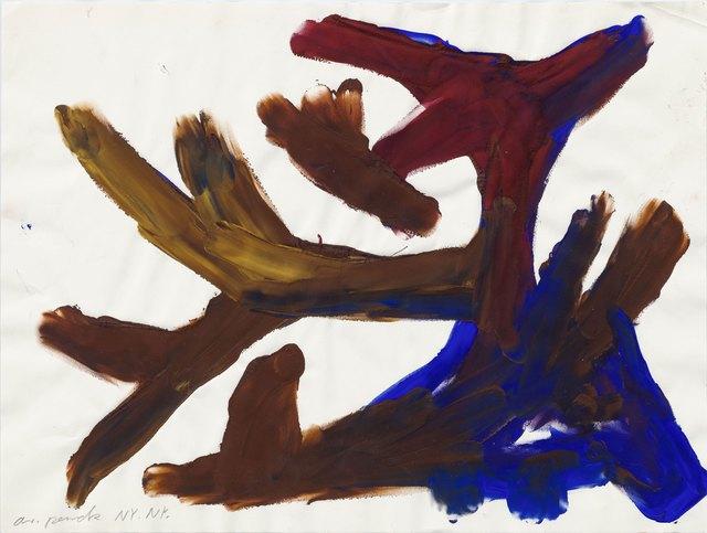 , 'NY.NY.,' 1981, Suzanne Tarasieve
