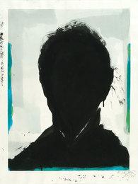 Untitled (Shadow Head Portrait)