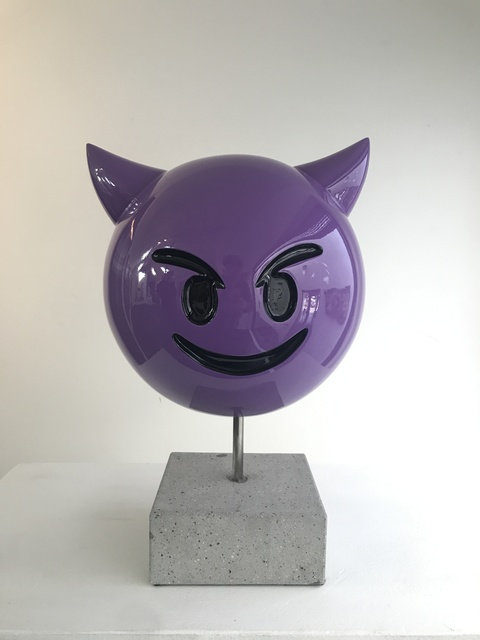 , 'Devil Face,' 2017, Axiom Contemporary