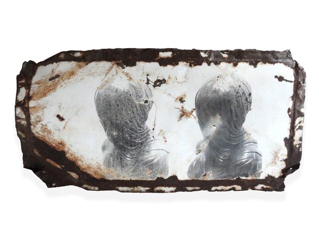 , 'in-ruins 01,' 2018, ICI International Cultural Institute