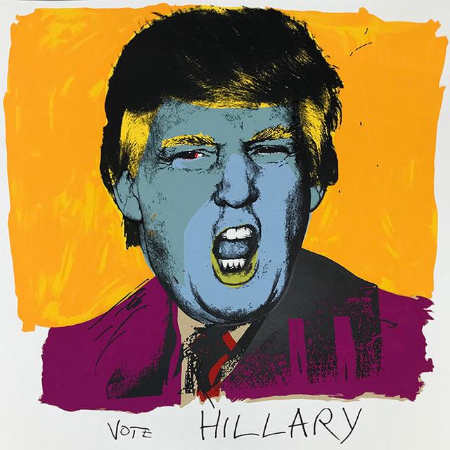 Deborah Kass, 'Vote Hillary', 2016, End to End Gallery