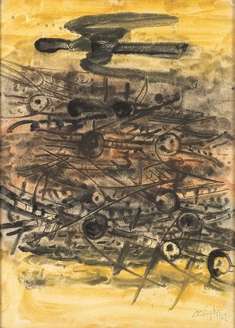 Wifredo Lam, 'La Foret', 1962, TRESART