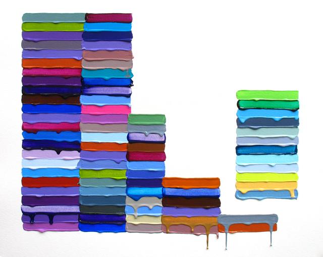Martina Nehrling, 'Sequencing 5', 2019, Kathryn Markel Fine Arts