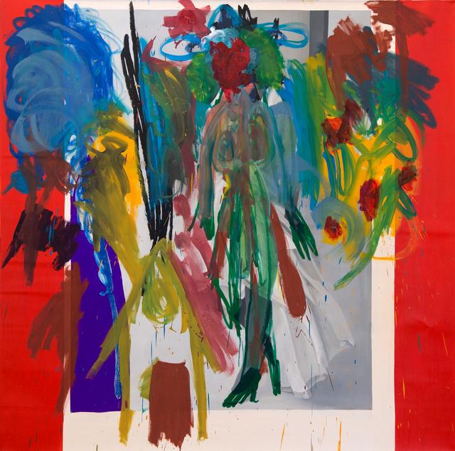 , 'Magdalena,' 2018, Galerie Krinzinger