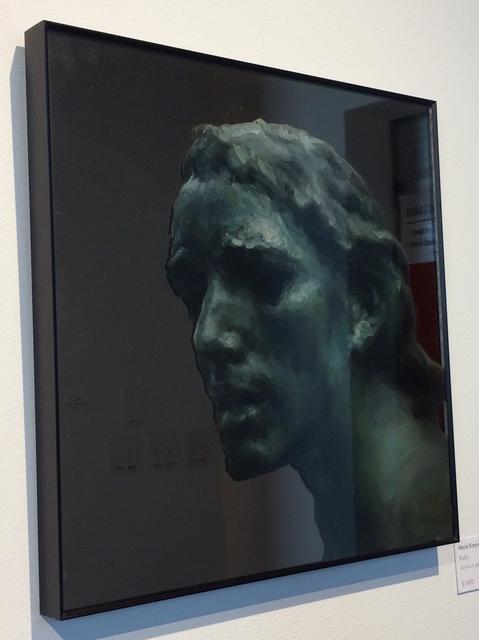 , 'Rodin,' 2017, Helikon Gallery & Studios