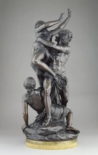 François Girardon, 'Pluto Abducting Proserpine', 1693-1710, J. Paul Getty Museum