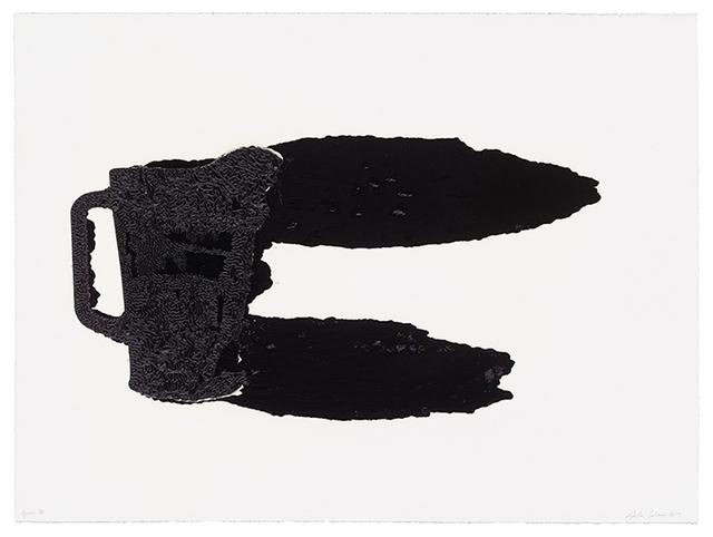 , 'Pitcher #4 (Spilled Interior),' 2017, Gemini G.E.L. at Joni Moisant Weyl