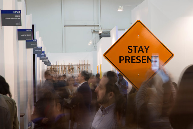 Olivia Steele, 'Stay Present', 2017, MAIA Contemporary
