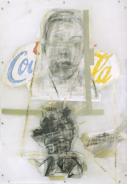 Wayne Barker, 'o. T.', 1996, Lachenmann Art