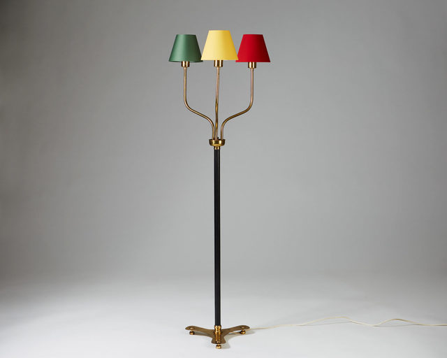 , 'Floor Lamp model 2426,' 1950-1959, Modernity