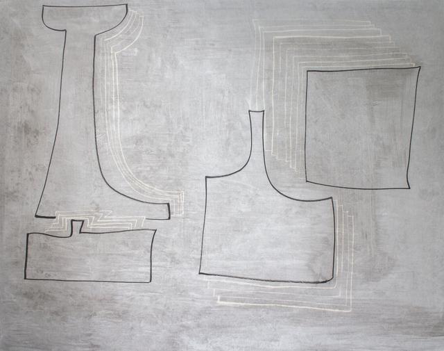 , 'serie, Memoria Montajista,' 2018, Lateral