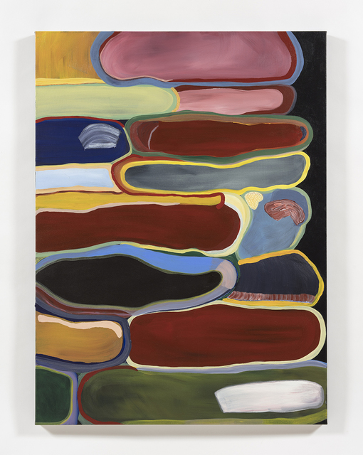, 'Stacks,' 2019, Steve Turner