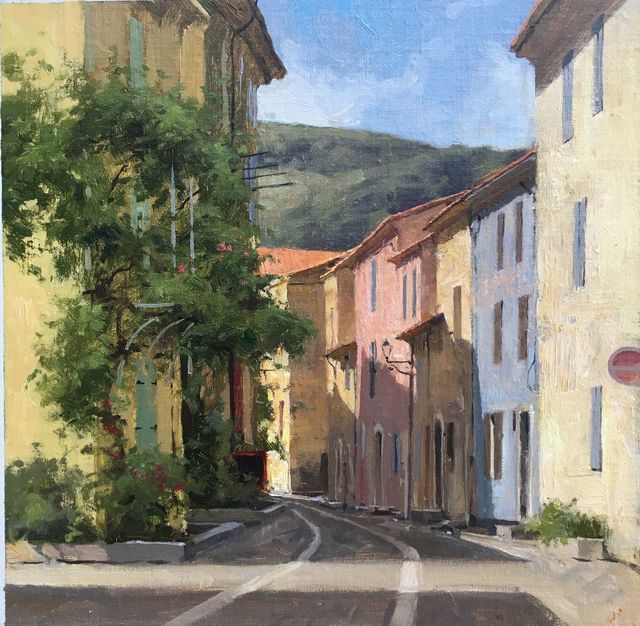 Donald W. Demers, 'Afternoon in Mons', 2018, Helena Fox Fine Art