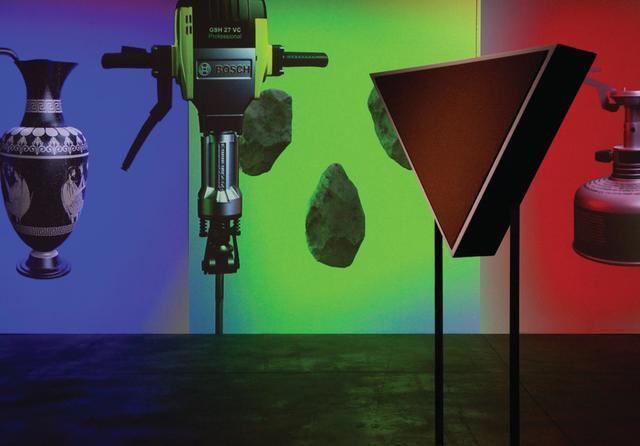 , 'Discursive Prosthesis (An Alchemical Conversation),' 2014, Galería Bacelos