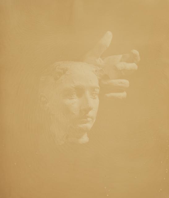 , 'Mask of Camille Claudel,' 2016, EUQINOM Gallery