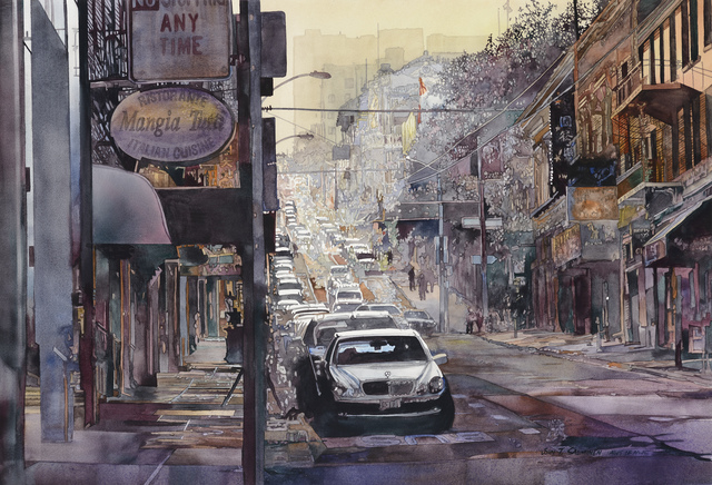 , 'October Light, San Francisco,' , Stremmel Gallery