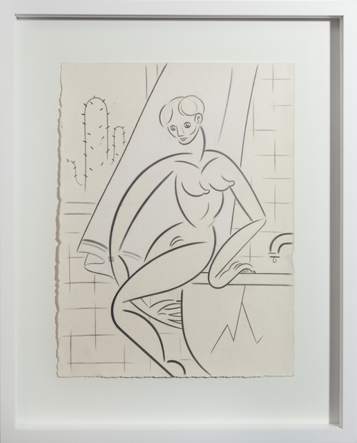 , 'Danaide,' 2017, GNYP Gallery