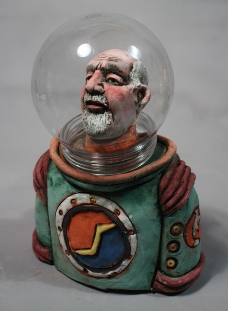 , 'Aging Space Program,' 2014, Virginia Museum of Contemporary Art