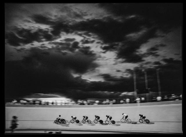 , 'Men's Keirin. Colorado Springs, Colorado, USA.,' 1995, Anastasia Photo
