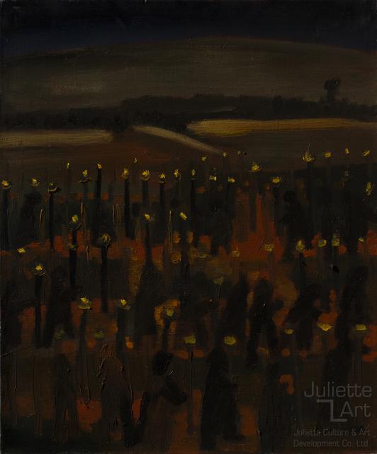, '九曲灯 - Curling Lanterns,' 2011, Juliette Culture and Art Development Co. Ltd.