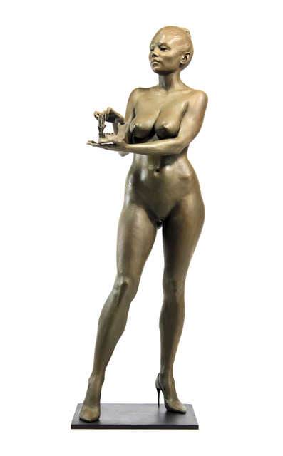 , 'Emily,' 2015, Louis K. Meisel Gallery