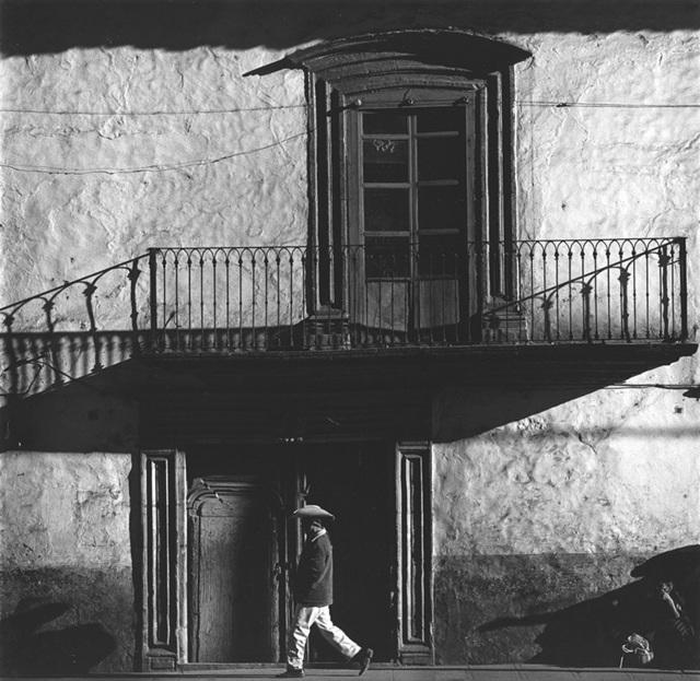 Brett Weston, 'Balcony, Mexico', 1973, Afterimage Gallery