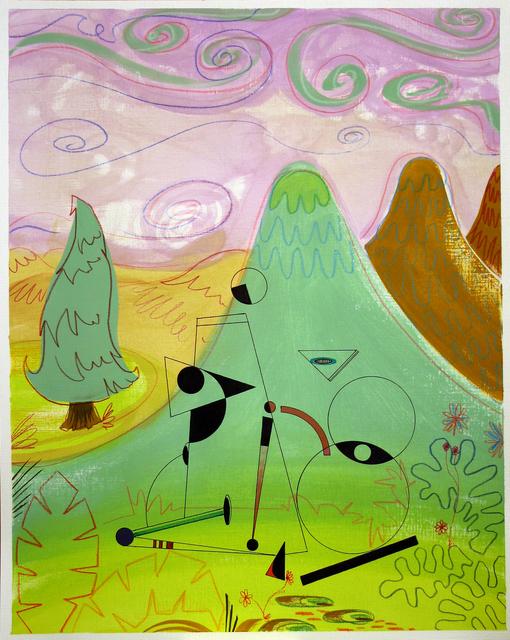 , 'Fantasía 19,' 2015, Agustina Ferreyra