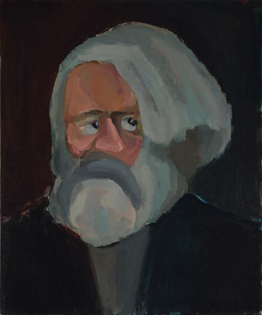 Wu Chen 武晨, 'Portrait of Mr. Ma 老马的肖像', 2015, Magician Space