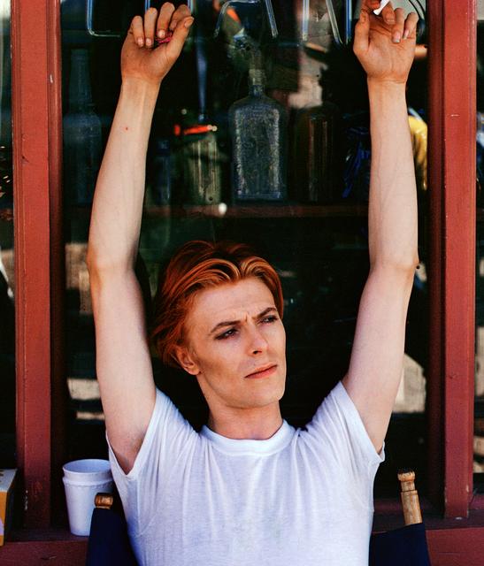 , 'David Bowie: Fenton Lake, New Mexico, 1975,' , Francesca Maffeo Gallery