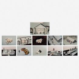 Zbigniew Libera, 'KZL LEGO (portfolio of eleven works),' 1996, Wright: Prints + Multiples (January 2017)
