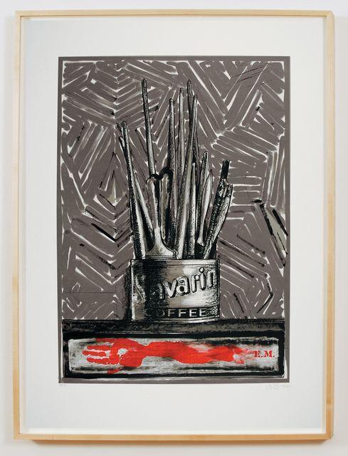 , 'Savarin EM (ULAE 220) ,' 1977-1981, Joseph K. Levene Fine Art, Ltd.