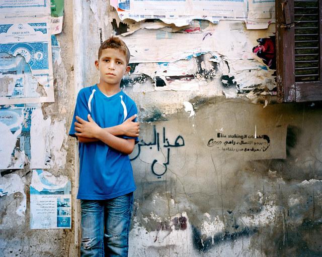 , 'Mohammad 8, Beiru,' 2014, C. Grimaldis Gallery