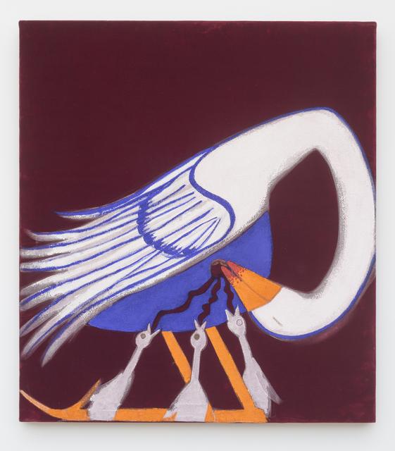 , 'Medieval Pelican,' 2016, Western Exhibitions