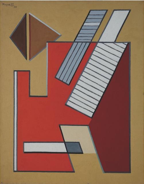 , 'Images Fermées n°2,' 1955, Lorenzelli arte