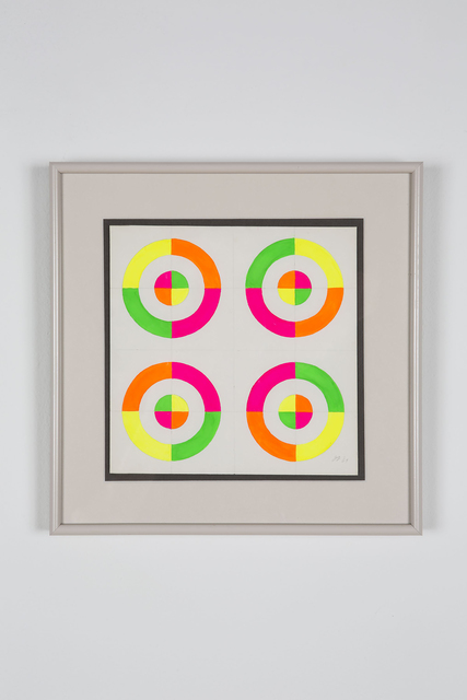 , 'Optical Shapes #7,' 1969, Salon 94