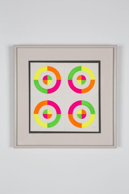 , 'Optical Shapes #7,' 1969, Salon 94
