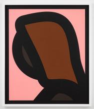 , 'Paper Head 1,' 2019, Vertu Fine Art