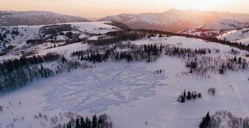 Mountain Sized Art