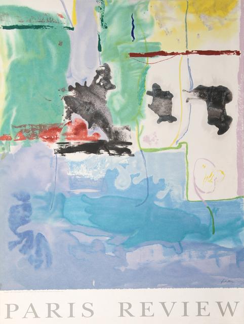 Helen Frankenthaler, 'Paris Review (Westwind)', 1996, RoGallery