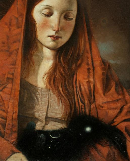 , 'The Night is Dark and Full of Bunnies,' 2018, Modern Eden
