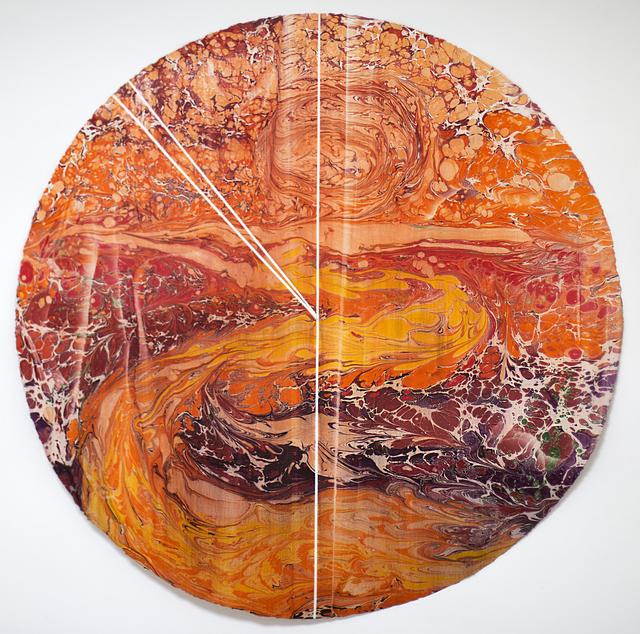 Rafael Villares, 'Hydronim #11, Paraguay River (Brazil 50%, Bolivia 2%, Paraguay 37%, Argentina 11%)', 2019, NG Art Gallery