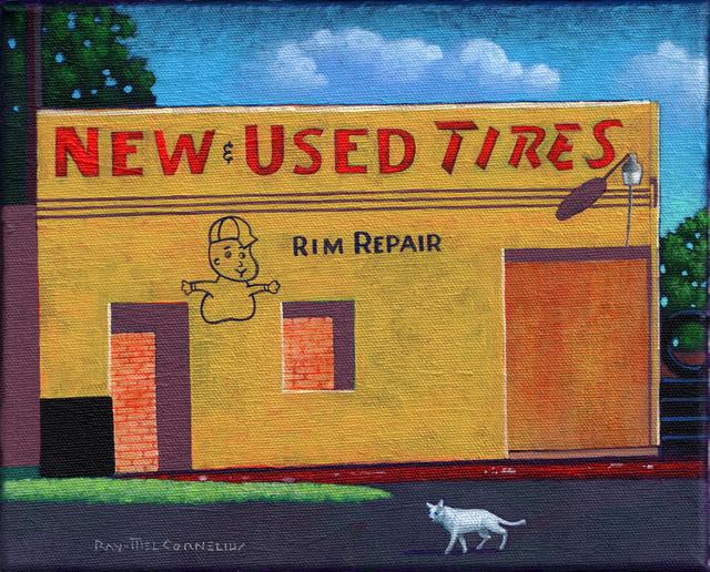 , 'Rim Repair,' 2017, Ro2 Art