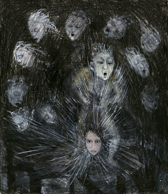, 'Nights (4),' 2019, Pratt Contemporary